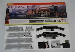A boxed Hornby The Royal Train Princess Elizabeth