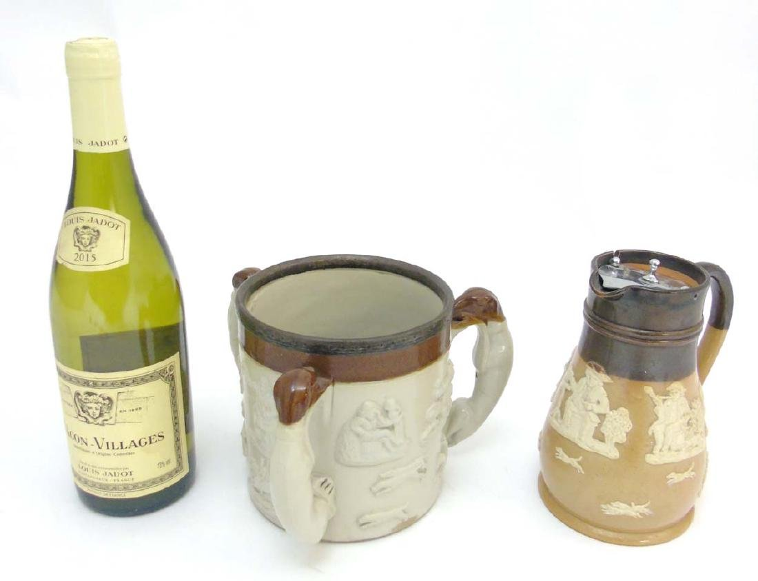 Two ceramic items comprising an early 20thC Royal - 3