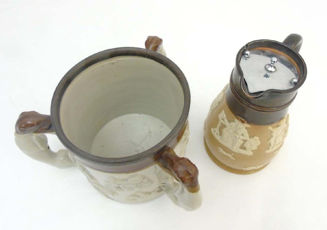 Two ceramic items comprising an early 20thC Royal - 7