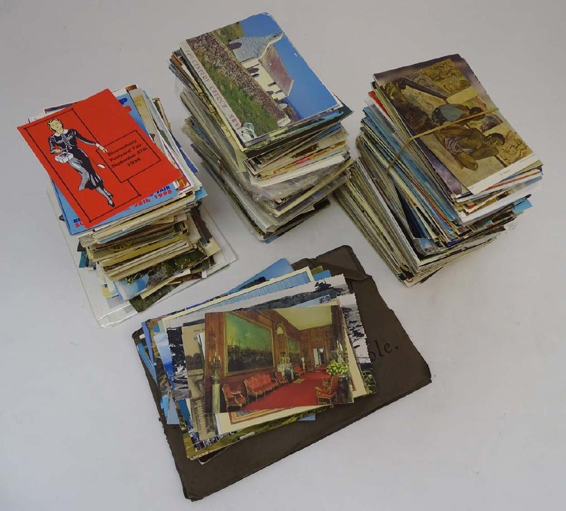 Postcards: An extensive collection of predominantly - 2