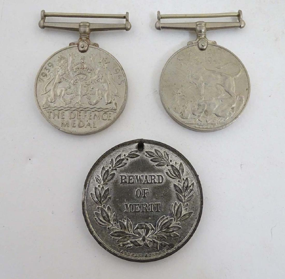 Militaria : A 1939-1945 War Medal, together with - 2