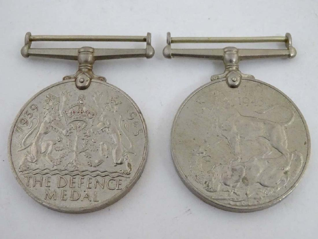 Militaria : A 1939-1945 War Medal, together with - 5