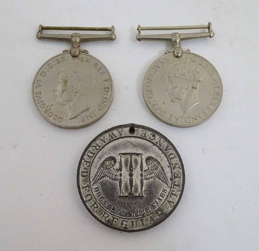 Militaria : A 1939-1945 War Medal, together with - 6