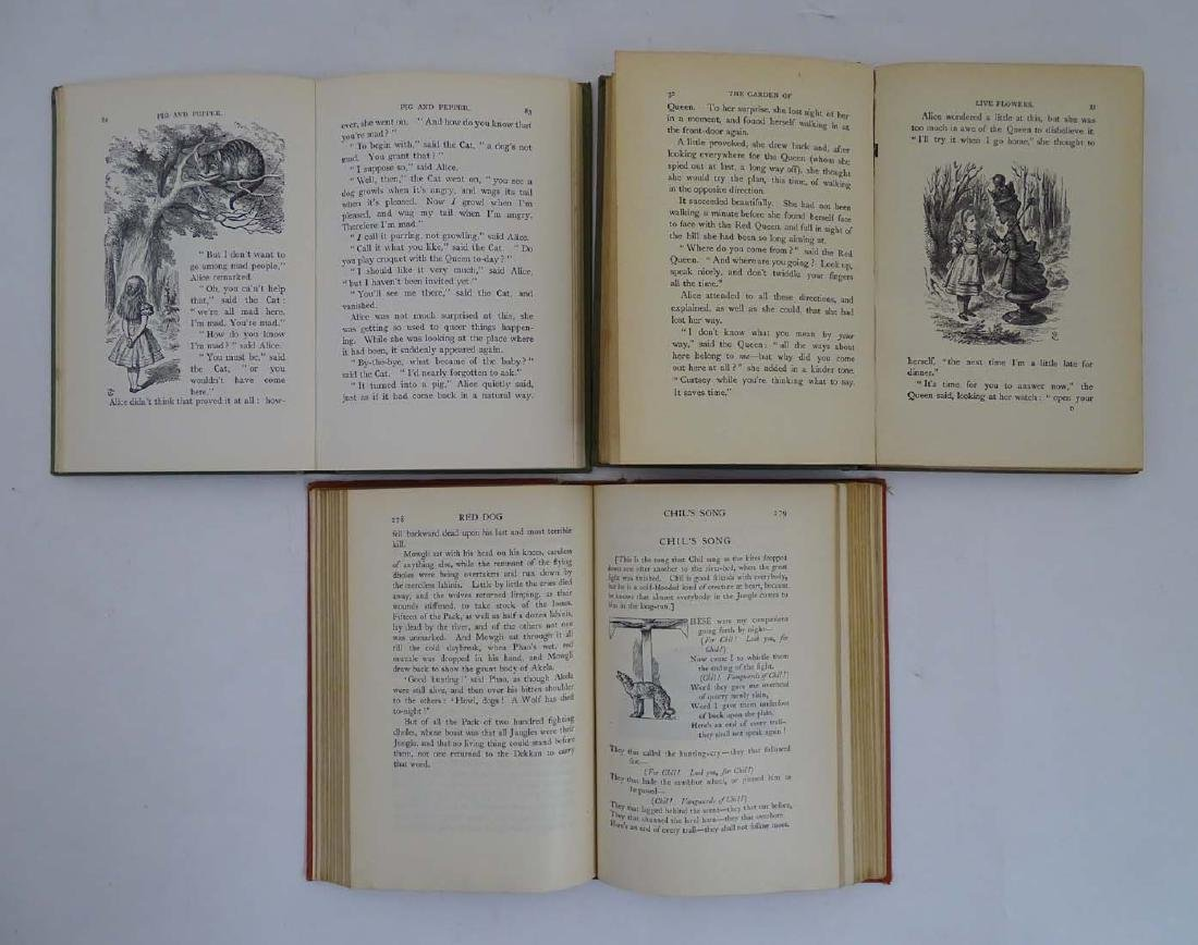 Books: 'The Two Jungle Books' by Ruyard Kipling with - 8
