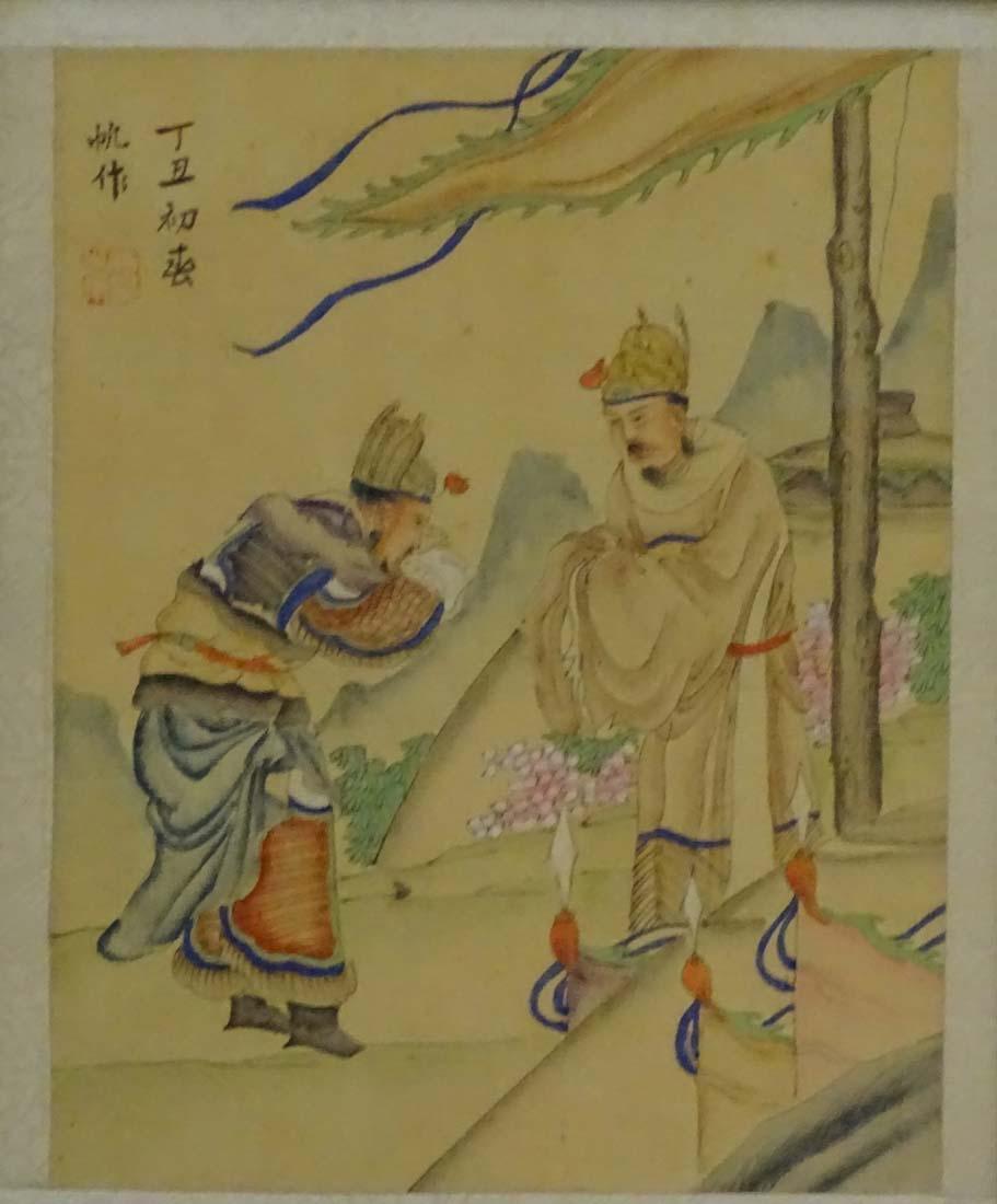 Oriental School c. 1900, Watercolour and gouache ,a - 5