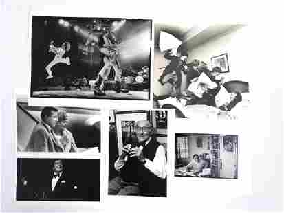 Gordon Parks Photograph Album (from) : musically rel