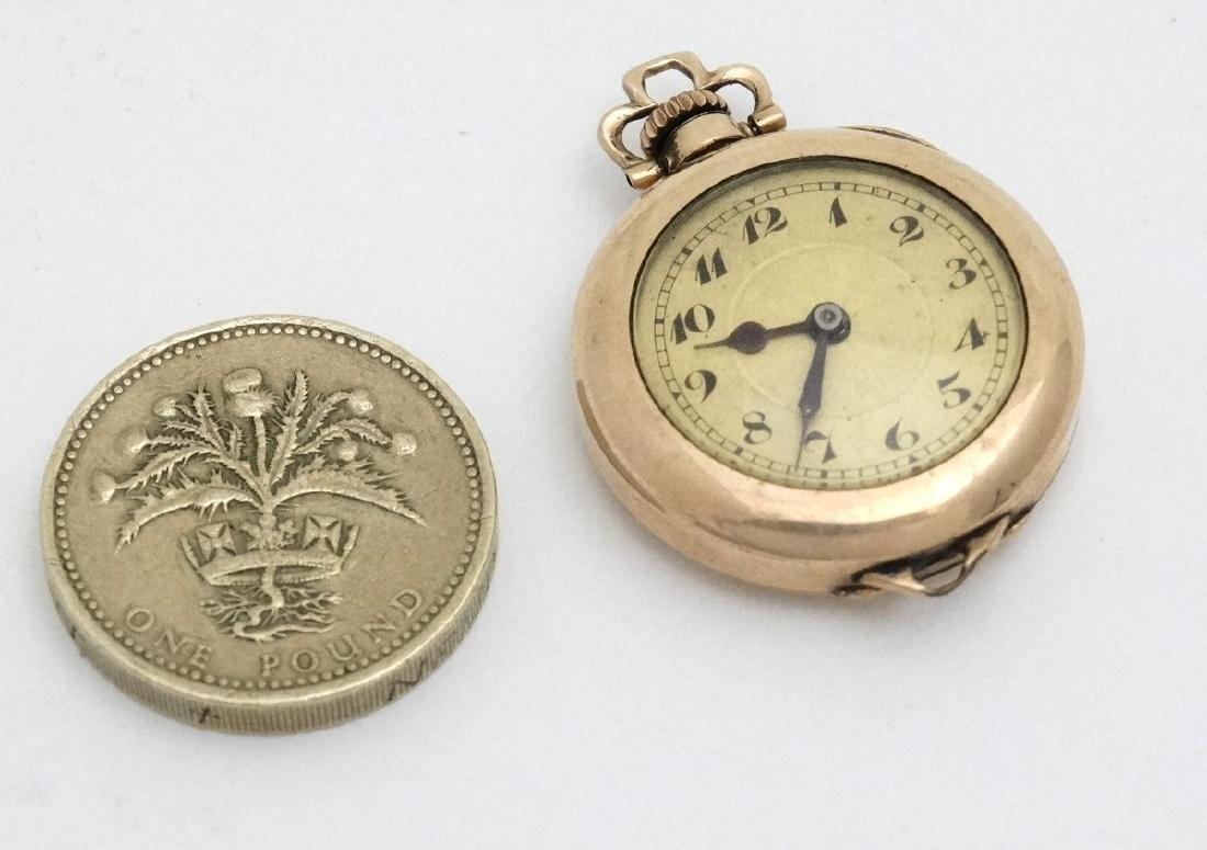 Early American Wrist Watch : ' Schild M Co. Swiss '