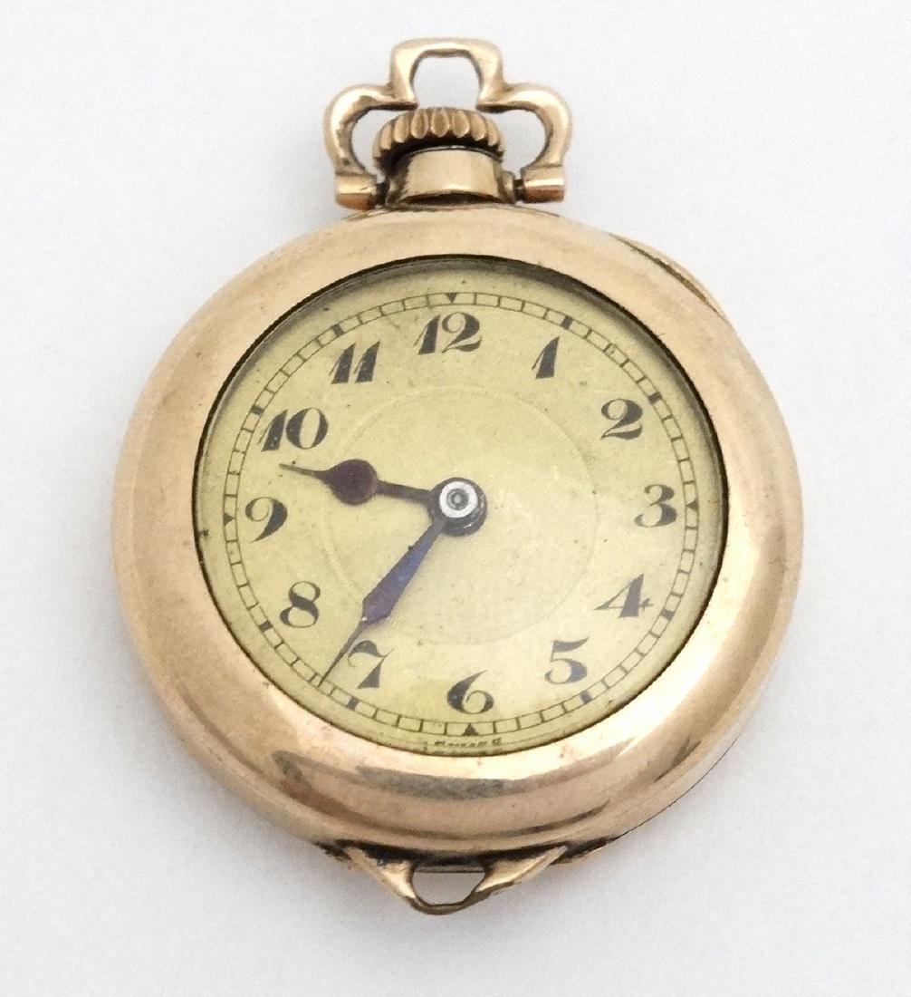 Early American Wrist Watch : ' Schild M Co. Swiss ' - 2