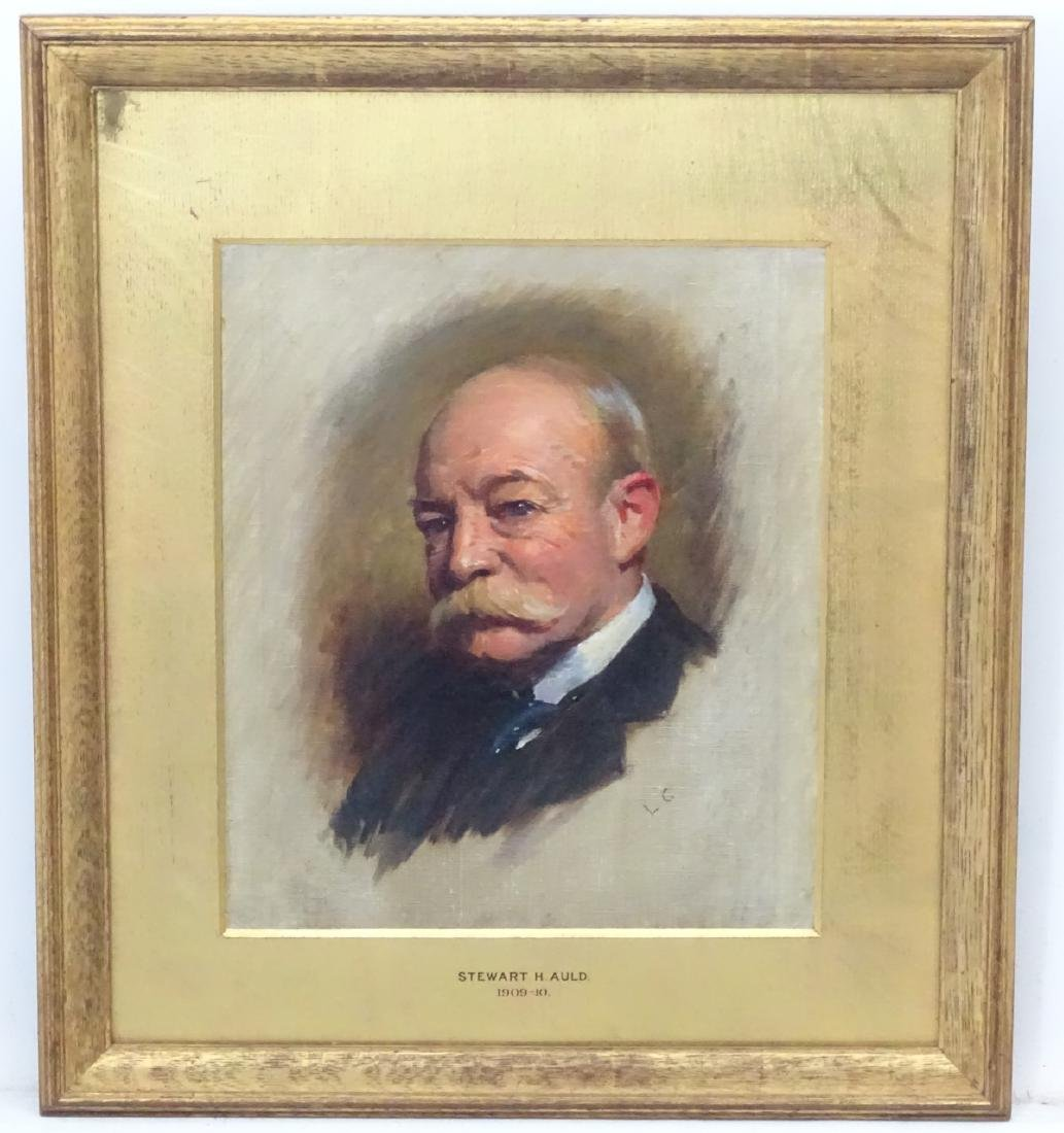 Lance Calkin (1859-1936) ROI, Oil on canvas board,