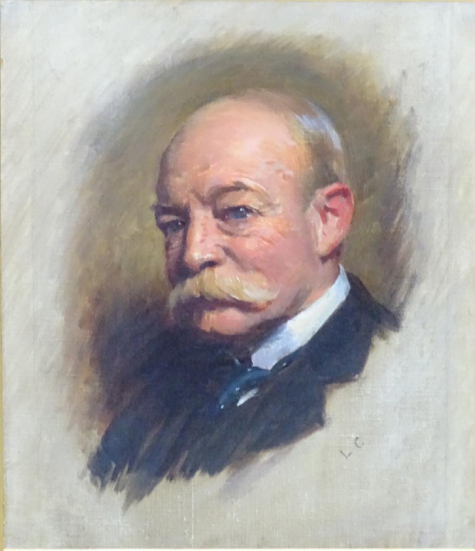 Lance Calkin (1859-1936) ROI, Oil on canvas board, - 4