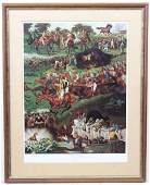 After AC Havell 18551928 Limited edition print