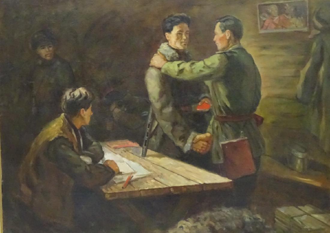 USSR , ( Union of Soviet Socialist Republics - 5