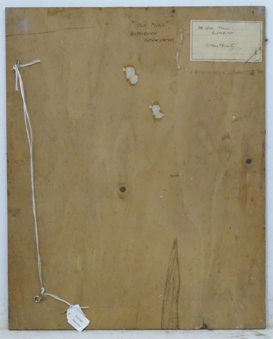 Nancy Weir (Sheppard) Huntly (1890-?), Oil on board, - 4