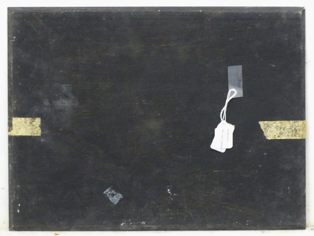 XX Continental School, Oil on panel? A still life with - 2