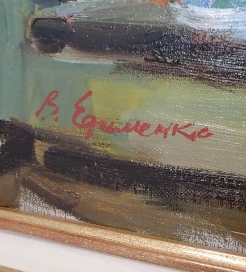 Viktor Romanovich Efimenko (b.1952) Russian School, Oil - 3
