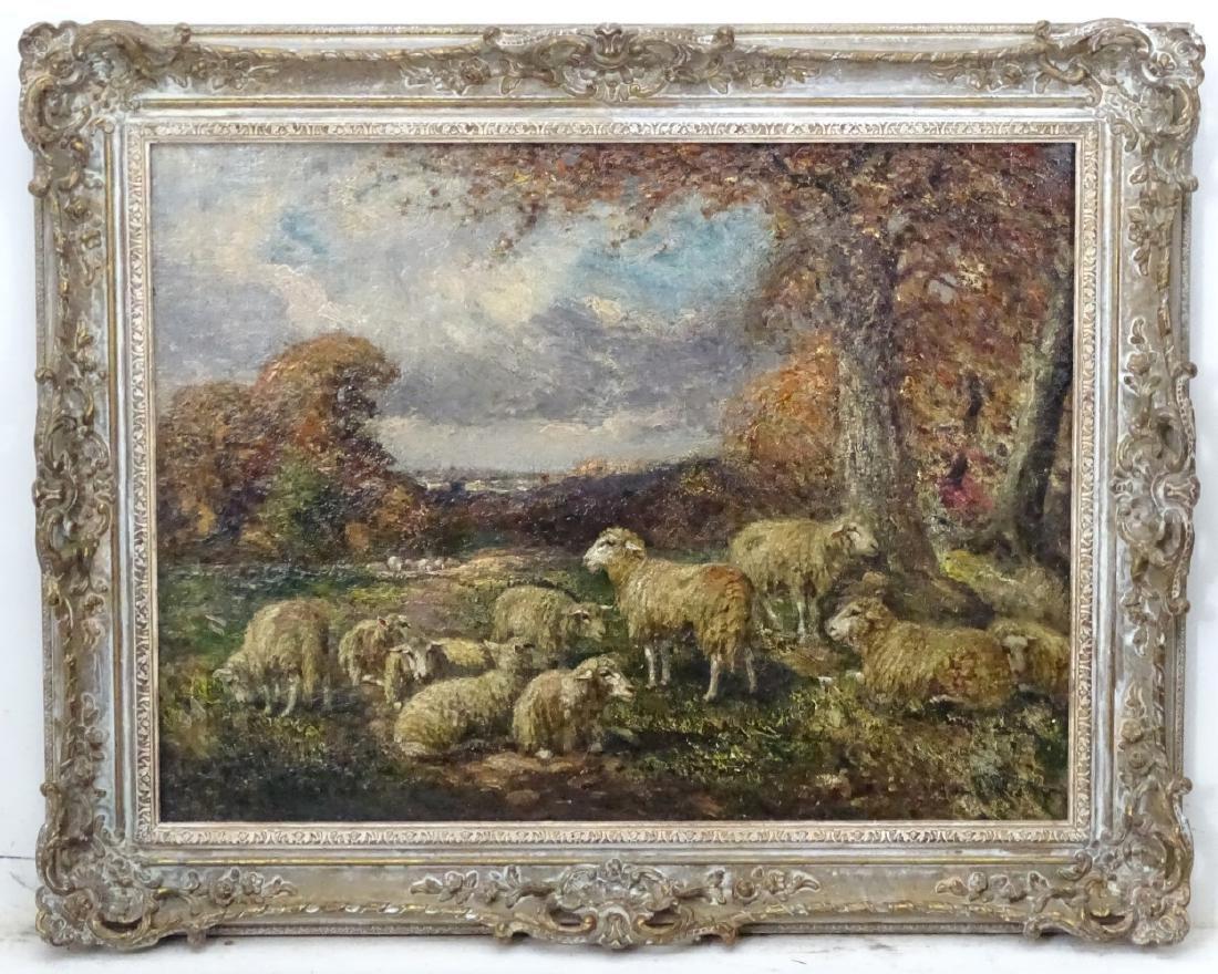 William Macbride (1856-1913), Scottish, Oil on canvas,