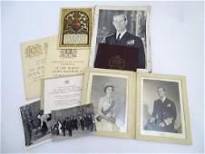 Royal memorabilia Royal memorabilia to include a