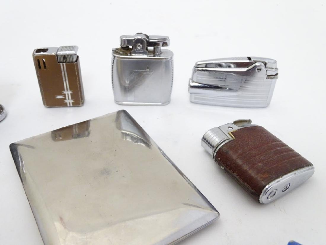 A collection of mid-20thC cigarette lighters, to - 7