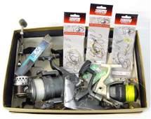 Fishing  a quantity of Sea fishing equipment to
