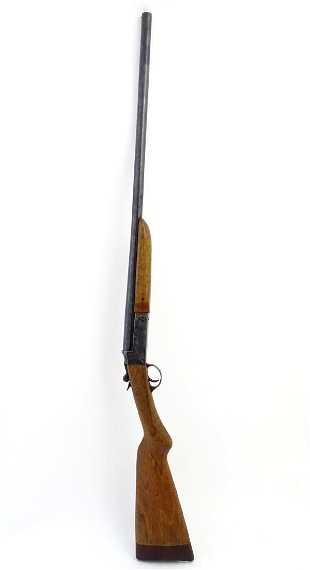 Iver Johnson Excel 12 Ga Single Barrel Shotgun
