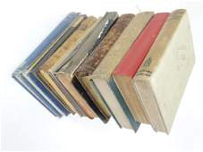 Books a quantity of assorted books on the subject of