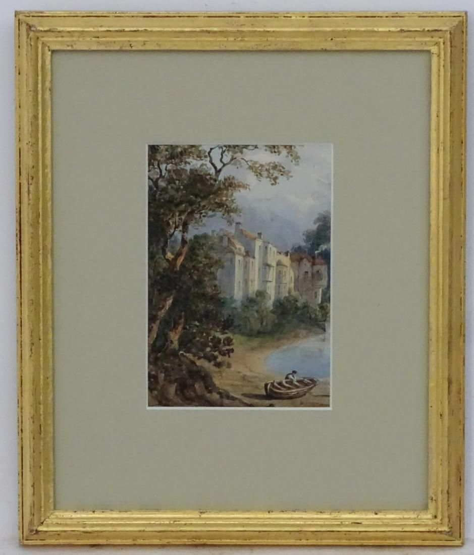 XIX-XX, Continental School, Watercolour and gouache,