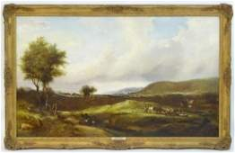 Attrib. to James Stark, 1835, Oil on canvas, 'View nr