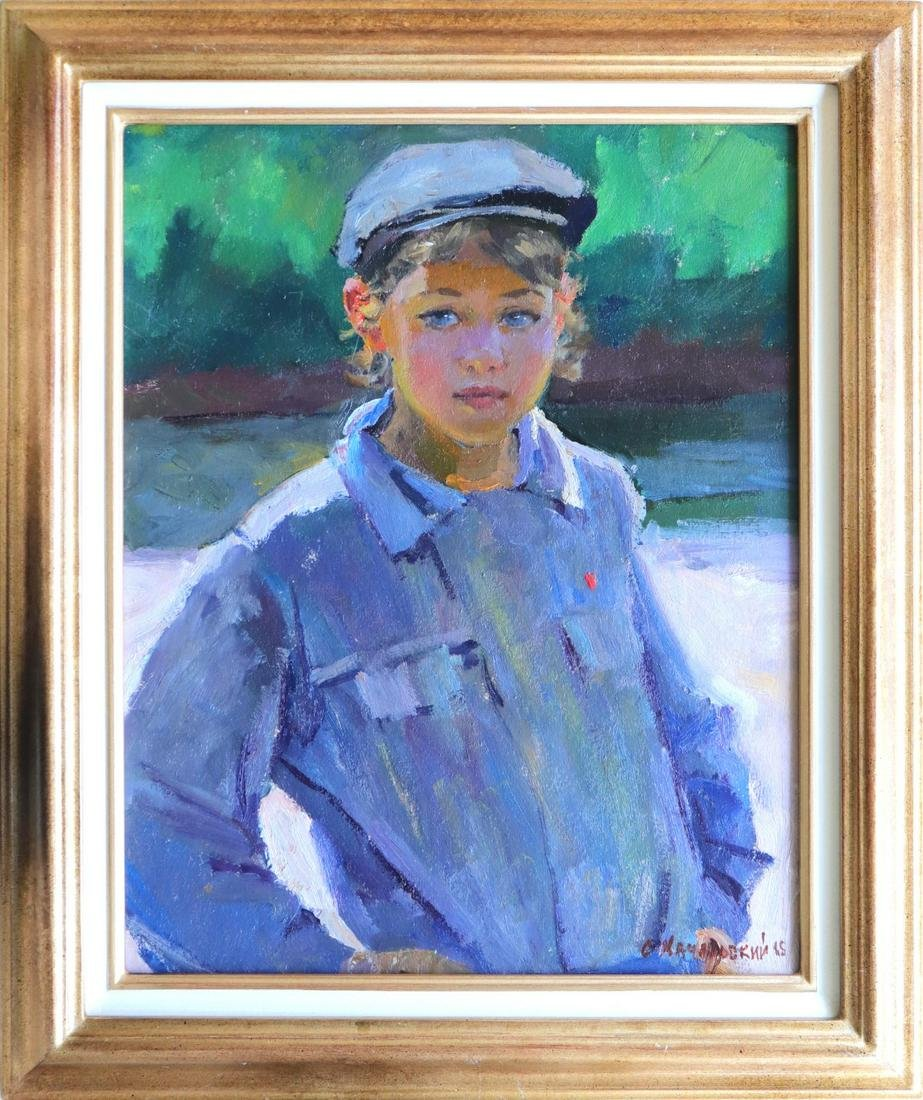 Kachalsky Stanislav Boleslavovicth (1915-1986), Russian