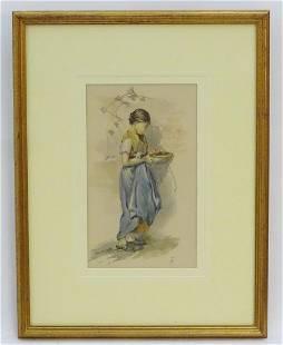 Myles Birket Foster 18251899 English School