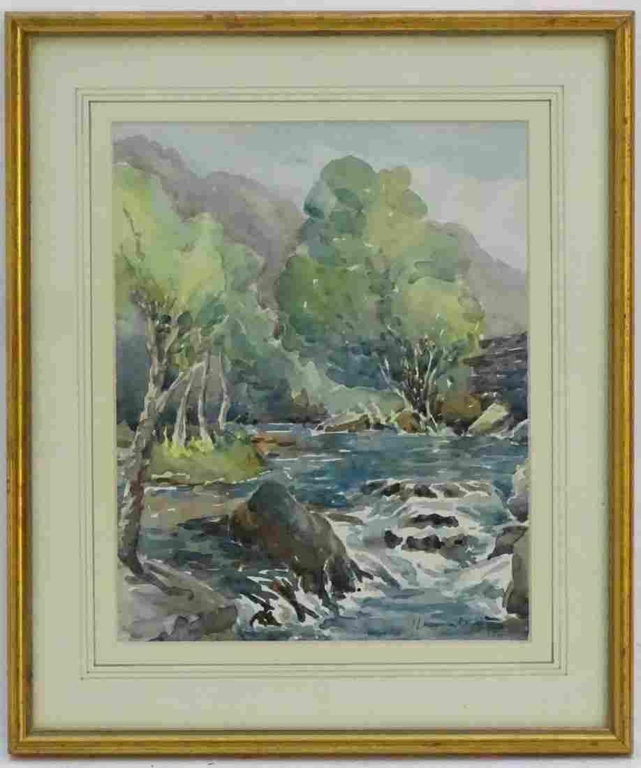 Samuel John Lamorna Birch (1869-1955), English School,