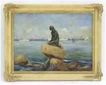 Boris Krilov (1891 - 1977), Russian School, Oil on