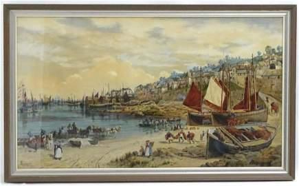 Peter Cameron, XIX-XX, Cornish Marine School,