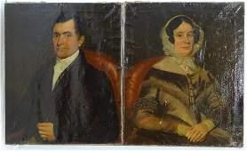 R Hardie XIX English School  Oil on canvas a pair