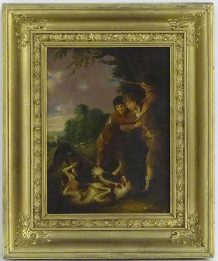 Manner of Thomas Barker / Barker of Bath (1769?1847),