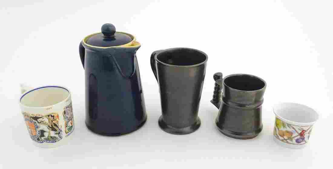 A quantity of assorted ceramics to include a Denby