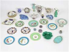 A quantity of assorted 19thC and later ceramics to