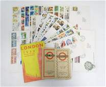 A quantity of assorted London ephemera to include a