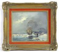 Indistinctly signed Keller, Early 20th century,