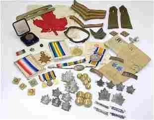 Militaria: First World War / WWI / World War 1 :