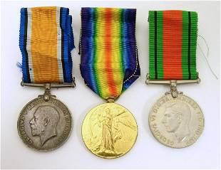 Militaria: First World War / World War 1 / WWI campaign