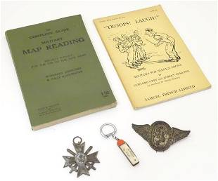 Militaria: assorted items, comprising The Complete Gude
