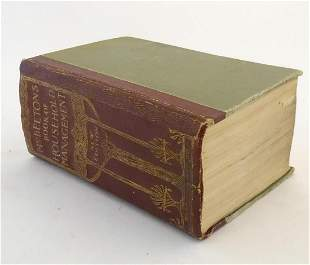 Book: Mrs Beeton's Book of Household Management: A