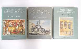 Books: Watercolour Painting in Britain, by Martin