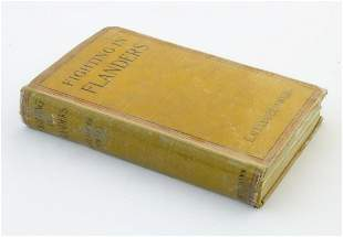 Book: Fighting in Flanders by E. Alexander Powell with