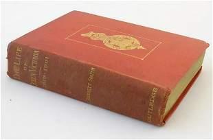 Book: Life of Queen Victoria 1819-1901, by G. Barnett