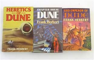 Science Fiction books, Frank Herbert : God Emperor of