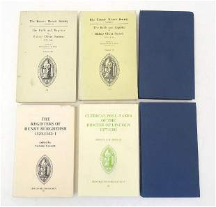 Books: The Bede Roll of the Fraternity of St. Nicholas,