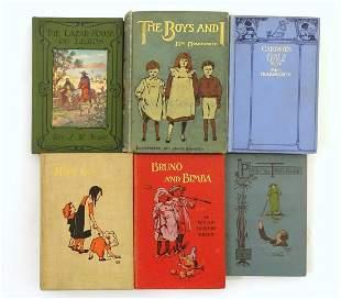 Books: A quantity of children's books to include Bruno