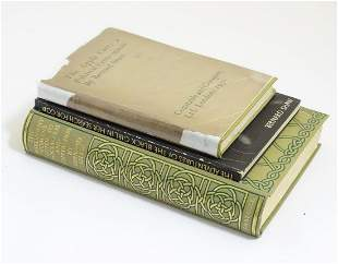 Books: Three titles by Bernard Shaw comprising The