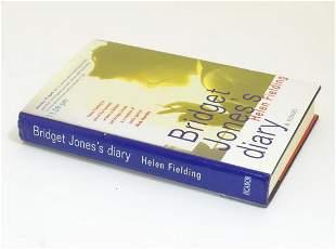 Book: Bridget Jones's Diary by Helen Fielding,